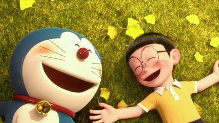Stand Doraemon 8