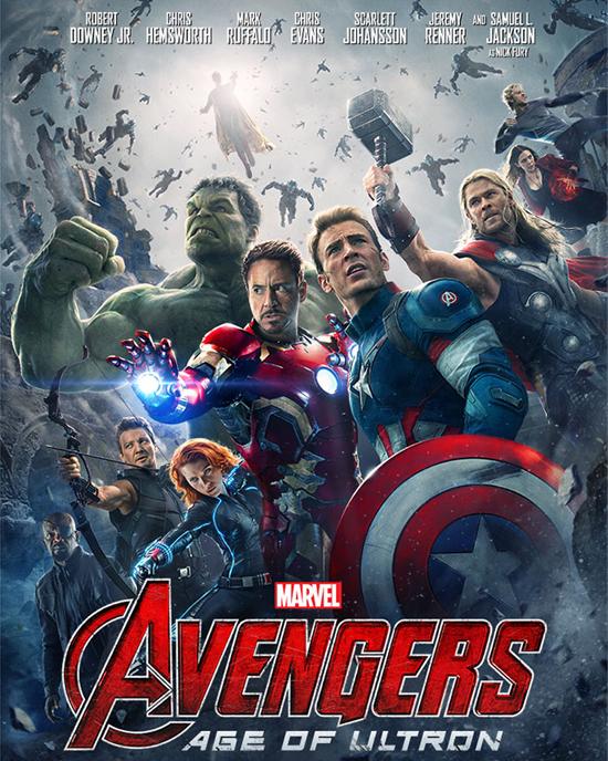 Avengers Ultron 1