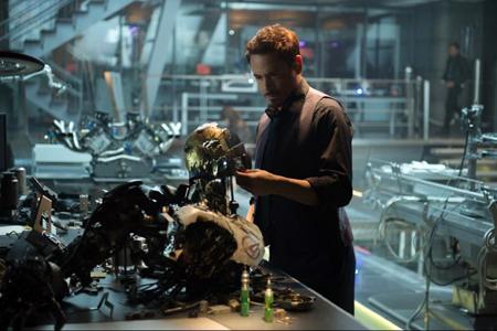 Avengers Ultron 25