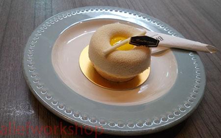 Tangy Yuzu Cake