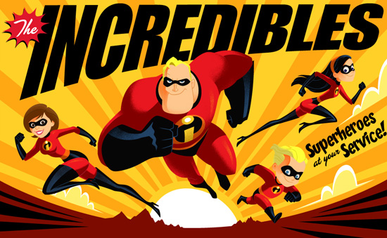 The Incredibles 12