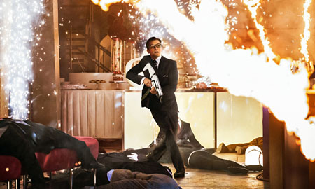 2014, KINGSMAN: THE SECRET SERVICE