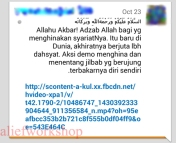 Hoax Jilbab 1