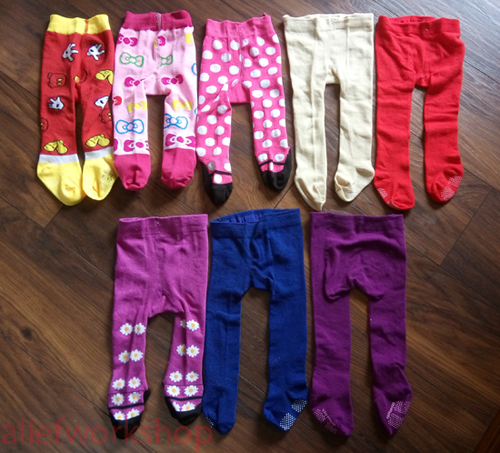 Menjual Legging Bayi Cotton Rich Alief Workshop
