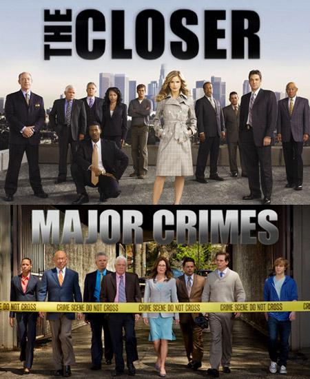 Major Crimes 1