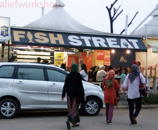 Fish Streat 1