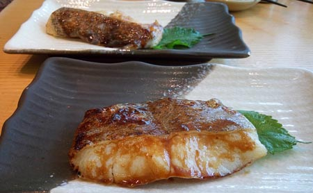 Halibut Yeriyaki