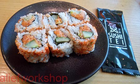 Spicy Salmon Maki