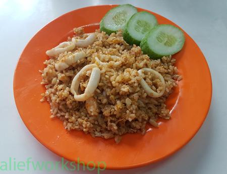 Seafood Nagih