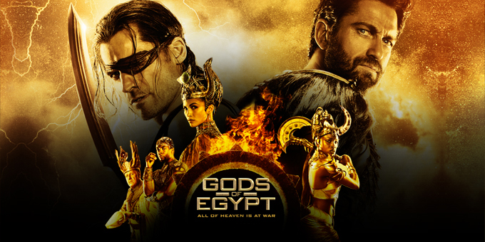 Gods Of Egypt 2016 Alief Workshop