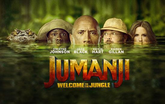 Jumanji Welcome To The Jungle 2017 Alief Workshop