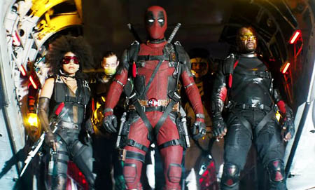 Deadpool 2 2018 Alief Workshop