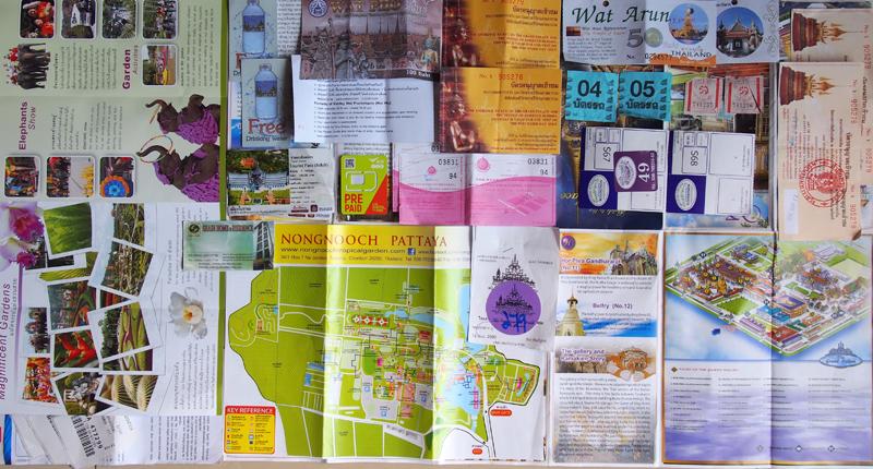 Hari Pertama Membawa Bayi Ketika Wisata Bangkok Pattaya