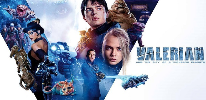 Valerian The City Of A Thousand Planets 2017 Alief Workshop