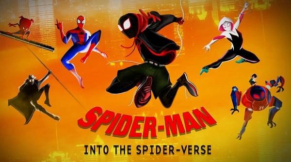 Spider Man Into The Spider Verse 2018 Alief Workshop