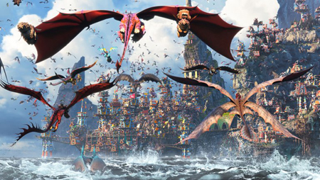 How To Train Your Dragon The Hidden World 2019 Alief Workshop